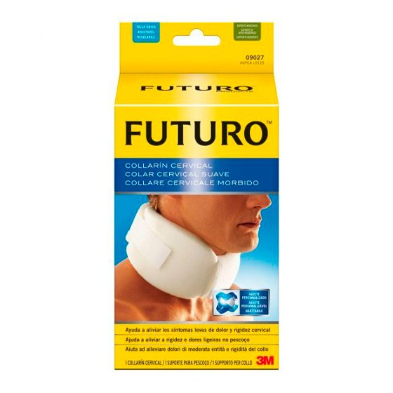 FUTURO CERVICAL COLAR CERVICAL SUAVE 09027