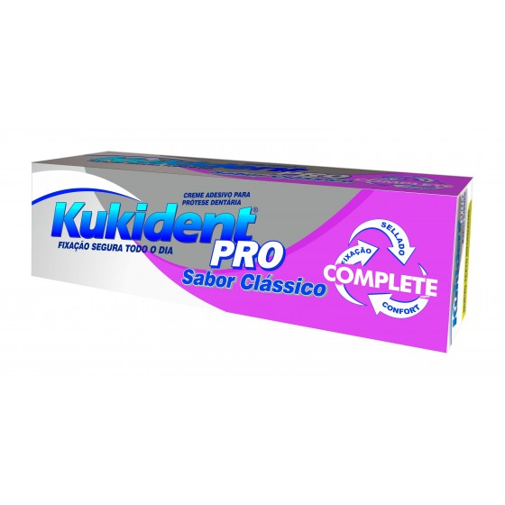 KUKIDENT PRO COMP CREME CLASSICO PROTESE 47 G