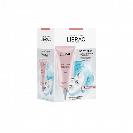 LIERAC BODY SLIM GEL CREME CRIOATIVO COFFRET
