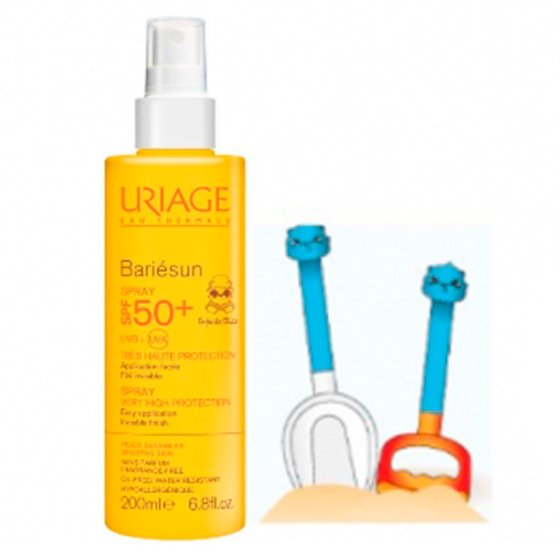 URIAGE BARIESUN SPRAY INFANTIL SPF50+ 200ML+OF