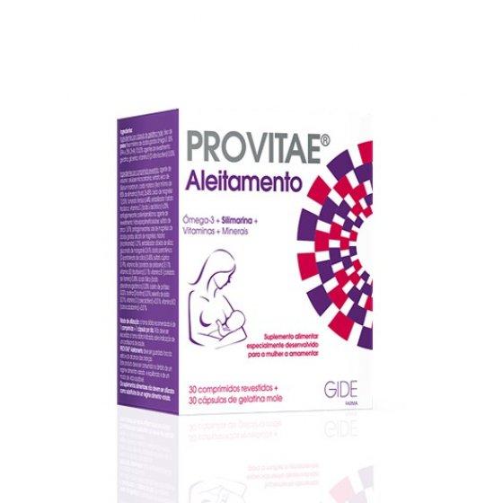 Provitae Aleitamento 30 Cápsulas + 30 Comprimidos