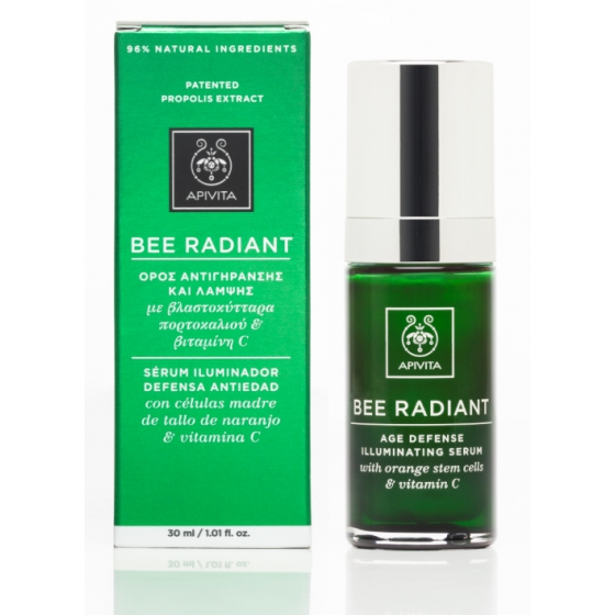 APIVITA BEE RADIANCE SERUM 30ML