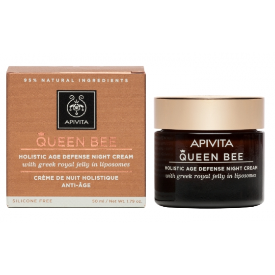 APIVITA QUEEN BEE CREME NOITE 50ML