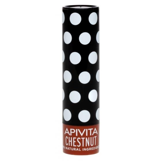 APIVITA LIP CARE CASTANHA COM COR 4,4G