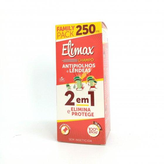 ELIMAX CHAMPO PIOLHOS/LENDEAS 250ML