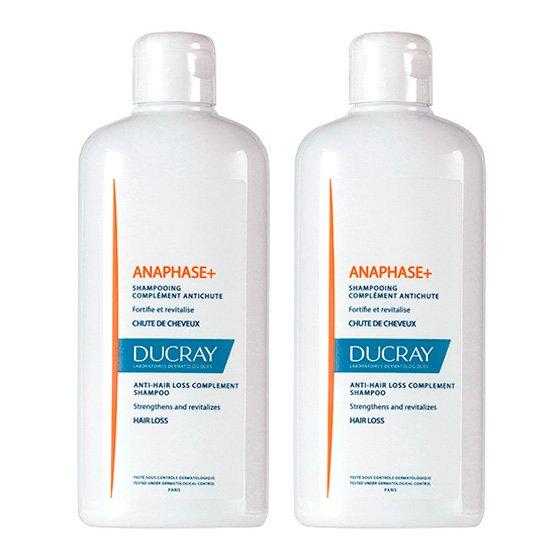 Ducray Anaphase+ Duo Champô Queda 2 x400ml Com Desconto De 50% Na 2ª Embalagem