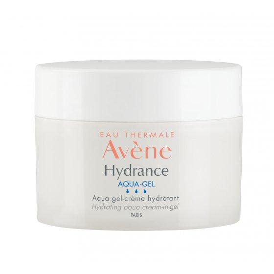 AVÈNE Hydrance Aqua-Gel para a pele sensível desidratada