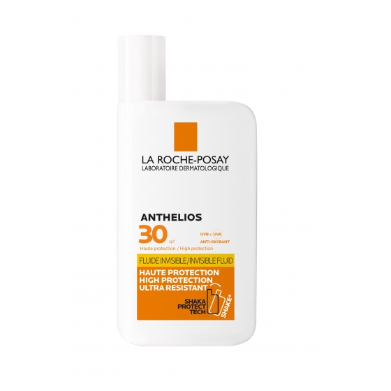 La Roche-Posay ANTHELIOS FLUIDO SHAKA FP30 SEM PERFUME 50ML