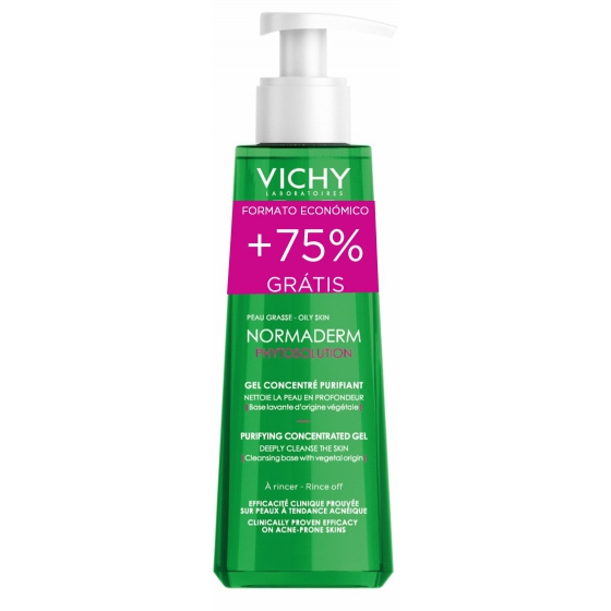 VICHY PHYTOSOLUTION GEL DE LIMPEZA 400ML