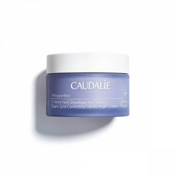 Caudalie Vinoperfect Creme de Noite Glicólico Antimanchas 50 ml