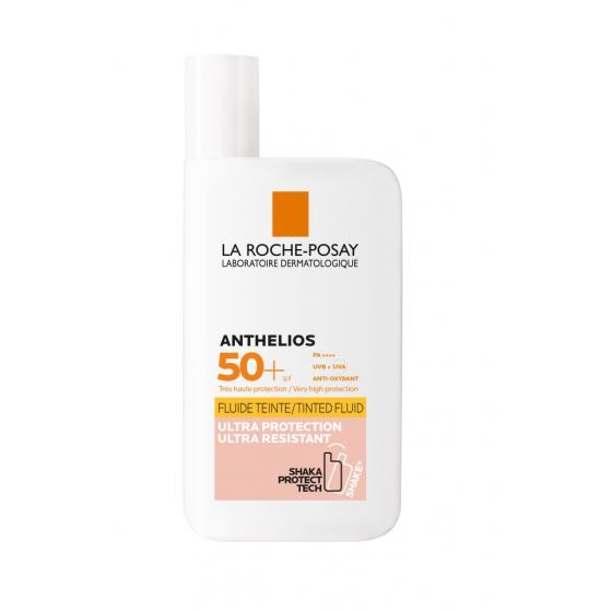 LA ROCHE-POSAY ANTHELIOS FLUIDO COM COR SPF50 50 ML (ANTIGO SHAKA FLUIDO)