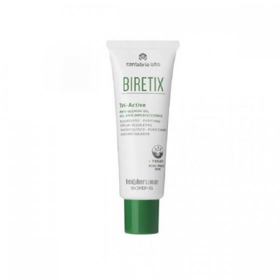 BIRETIX TRI-ACTIV GEL IMPERFEICOES 50ML