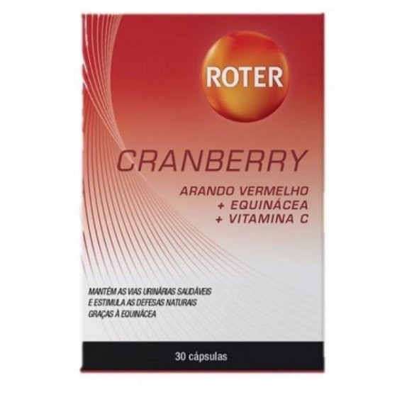 ROTER CRANBERRY CAPSULAS X 30