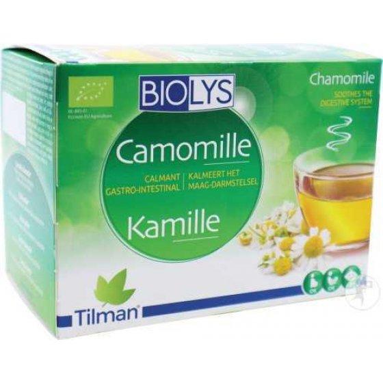 Biolys Chá De Camomila X24 Saquetas