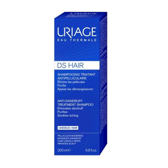 URIAGE DS CHAMPO CASPA 200ML
