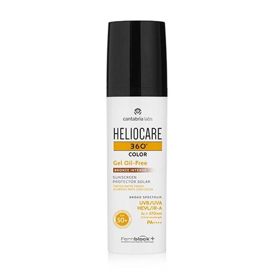 HELIOCARE 360 COLOR GEL OIL-FREE SPF50+ BRONZE INTENSO