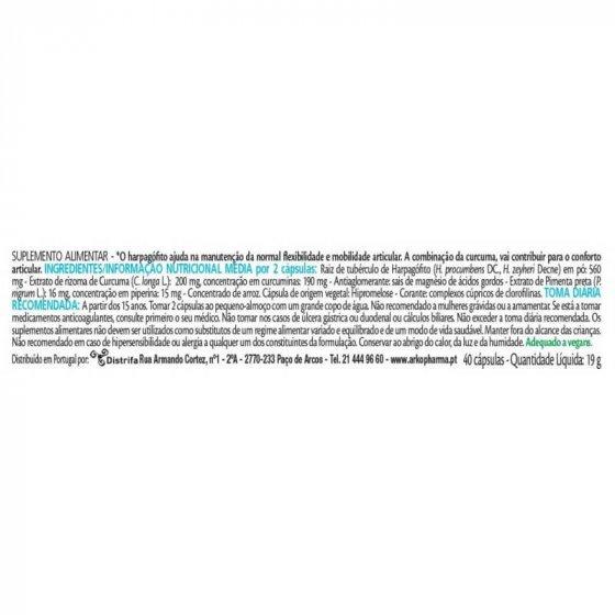 ARKOCAPSULAS COMPLEX FLEXIBIL CAPSULAS X 40