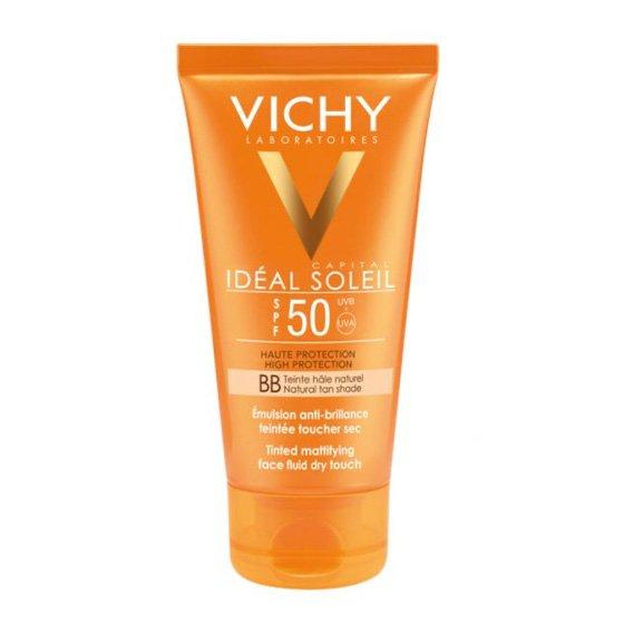 VICHY IDEAL SOLEIL CREME BB TOQUE SECO SPF50 50 ML