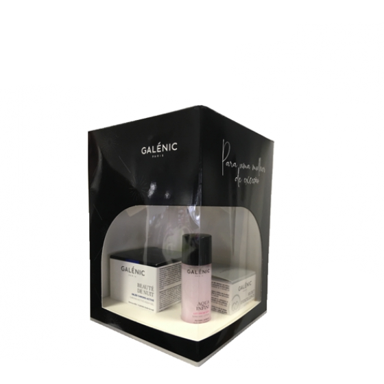 GALENIC COFFRET MULHER EXCECAO NOITE