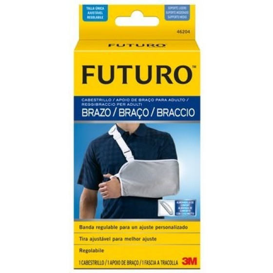 FUTURO SUPORTE BRAÇO COM TIRA AJUSTÁVEL