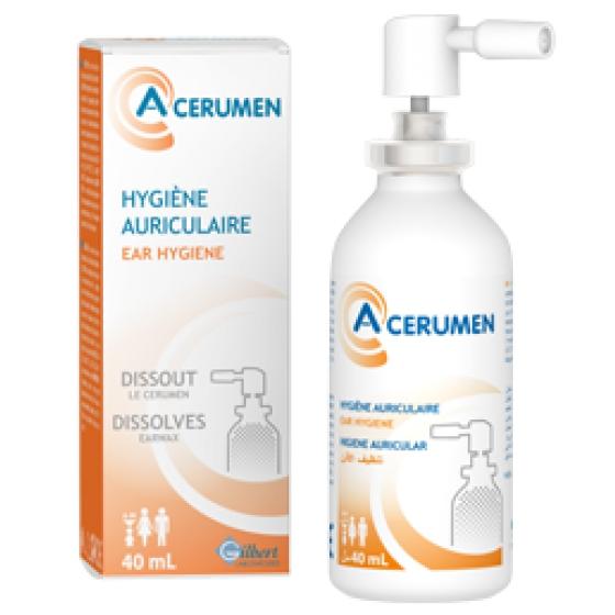 A-CERUMEN SPRAY AURICULAR 40ML
