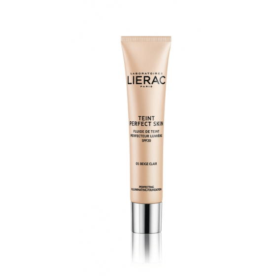 LIERAC TEINT PERFECT SKIN FLUIDO BEGE CLARO 30ML,