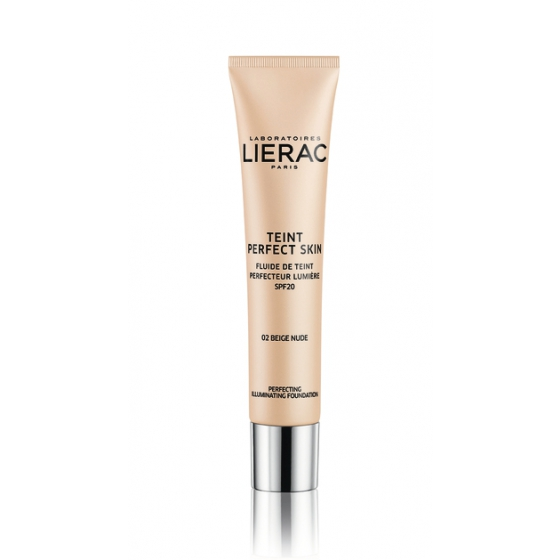 LIERAC TEINT PERFECT SKIN FLUIDO BEGE NUDE 30ML,
