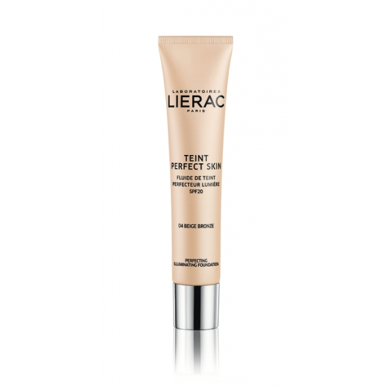 LIERAC TEINT PERFECT SKIN FLUIDO 04 BEGE BRONZE 30ML