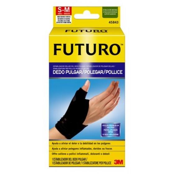 FUTURO POLEGAR SUPORTE ESTABILIZADOR DELUXE S/M