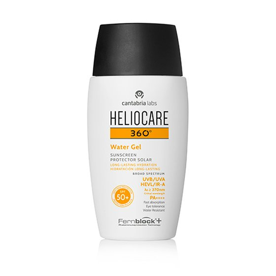 HELIOCARE 360º WATER GEL HIDRA SPF50+ 50ML