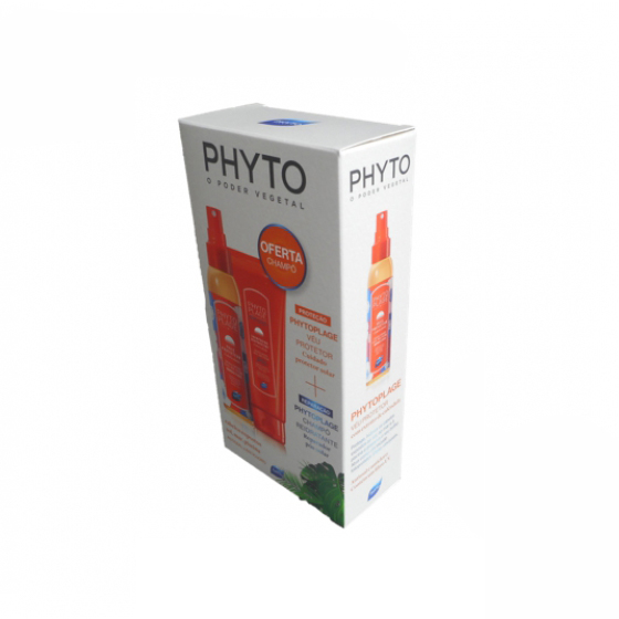 PHYTOPLAGE VOILE SPRAY 125ML + OFERTA CHAMPO REHIDRATANTE 200ML