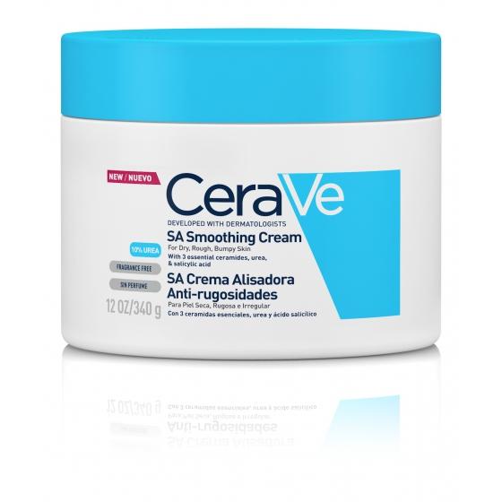 CeraVe Creme Hidratante SA Smoothing 340gr