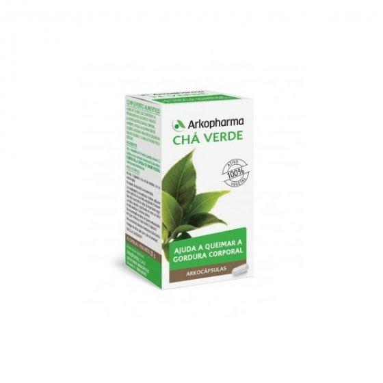ARKOPHARMA ARKOCAPSULAS CHA VERDE BIO CAPSULAS X 40 UNIDADE(S)