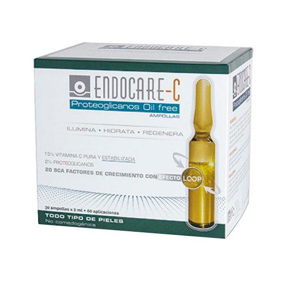 ENDOCARE C PROTEOGLICANOS AMPOLAS 2ML X30
