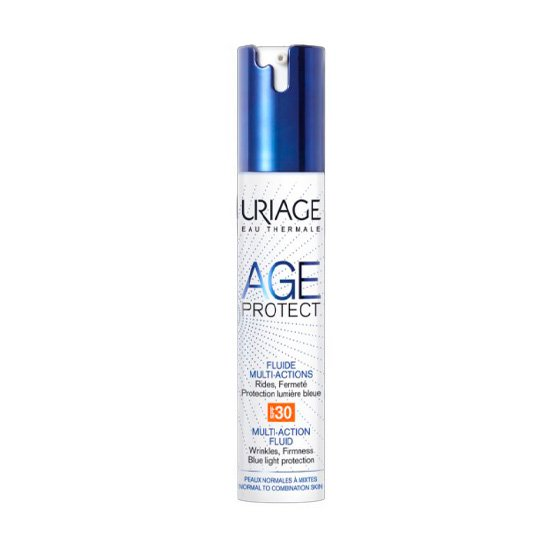 URIAGE AGE PROTECT FLUIDO SPF30 MULTI-ACCOES 40ML,