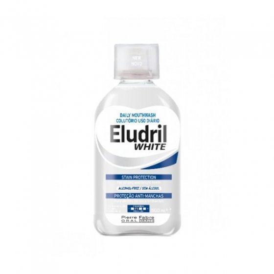 ELUDRIL WHITE COLUTORIO 500ML
