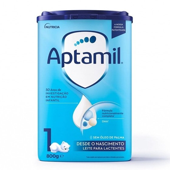 APTAMIL 1 PRONUTRA ADVANCE LEITE LACTENTE 800G