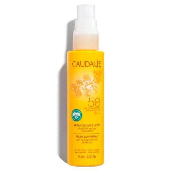CAUDALIE SOLAIRE SPRAY LACTEE SPF50 75ML