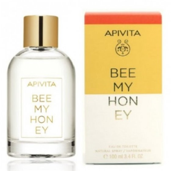 APIVITA BEE MY HONEY EAU TOILETTE 100ML