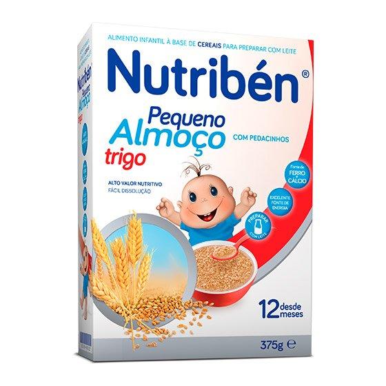 NUTRIBEN PEQUENO ALMOCO TRIGO 375G