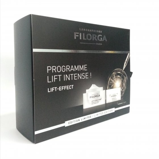 FILORGA COFFRET EFEITO LIFTING COM LIFT-STRUCTURE CREME 50ML + SLEEP & LIFT CREME 15ML
