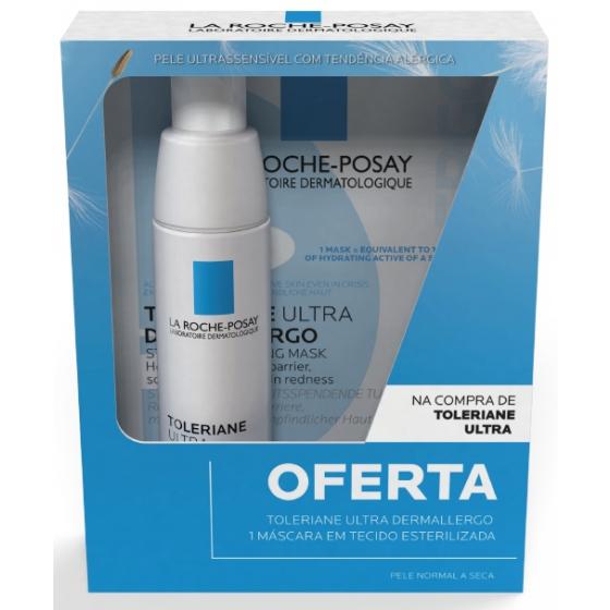 La Roche-Posay Tol Ultra + OFERTA Mask Dermallergo 40ml