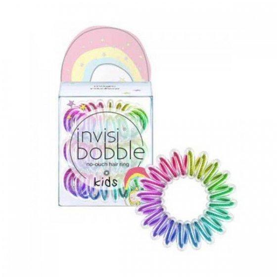 INVISIBOBBLE KIDS' HAIR TIE MAGIC RAINBOW X3