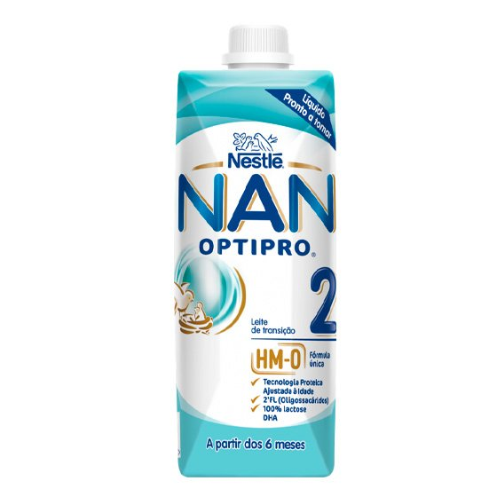 NAN OPTIPRO 2 LEITE TRANSICAO 500ML
