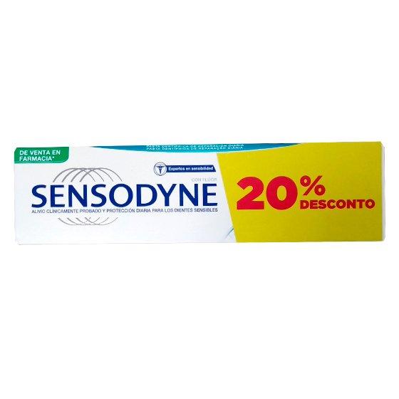 SENSODYNE REPAIR & PROTECT PASTA DENTIFRICA EXTRA FRESH 75ML COM 20% DE DESCONTO