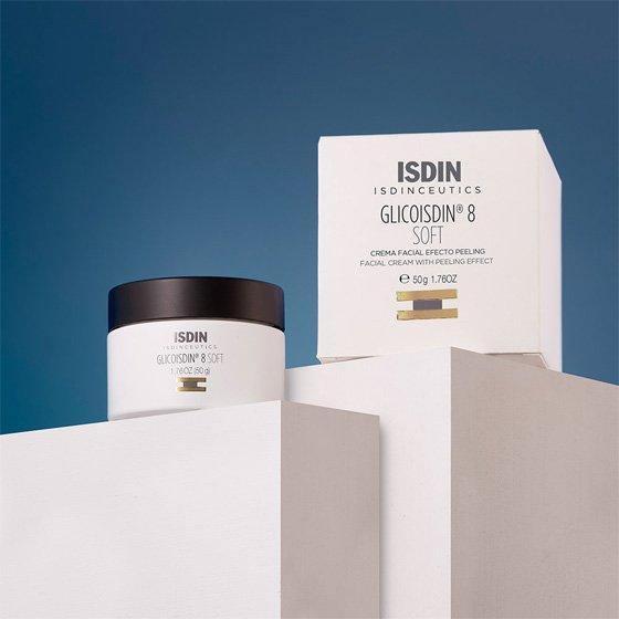 ISDIN ISDINCEUTICS GLICOISDIN 8 SOFT CREME 50G