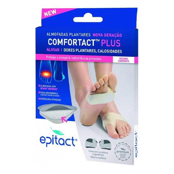 Epitact Comfortact Plus Almofada Plantar Tamanho S 36-38