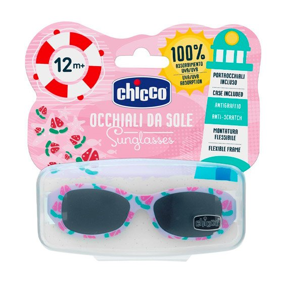 CHICCO OCULOS SOL GIRL 12 MESES+