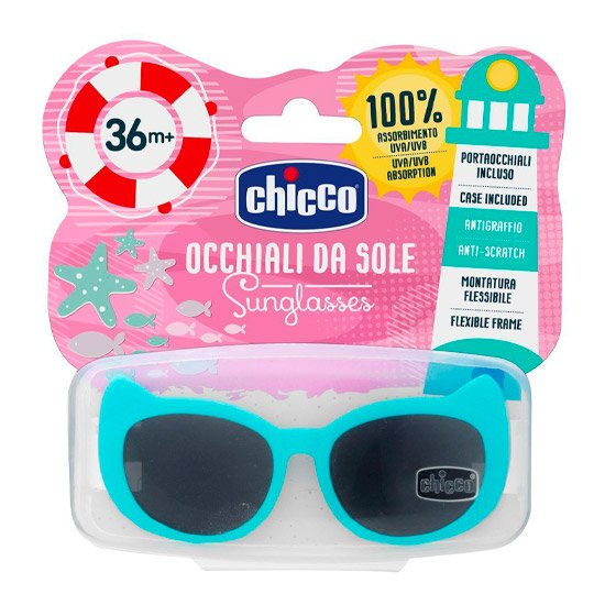 CHICCO OCULOS SOL GIRL 36 MESES+