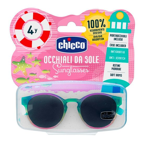 CHICCO OCULOS SOL GIRL 4 ANOS+